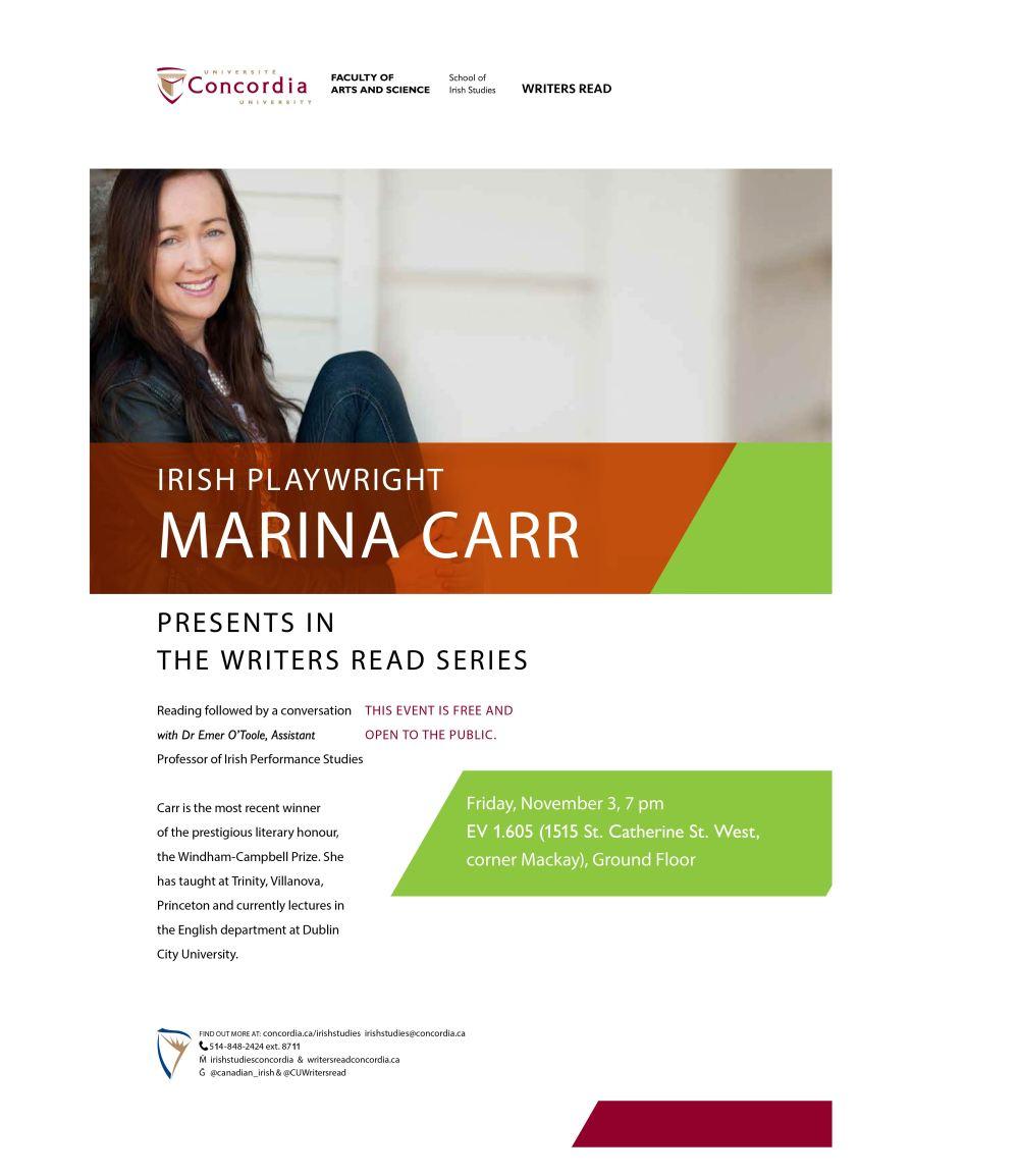 Marina Carr